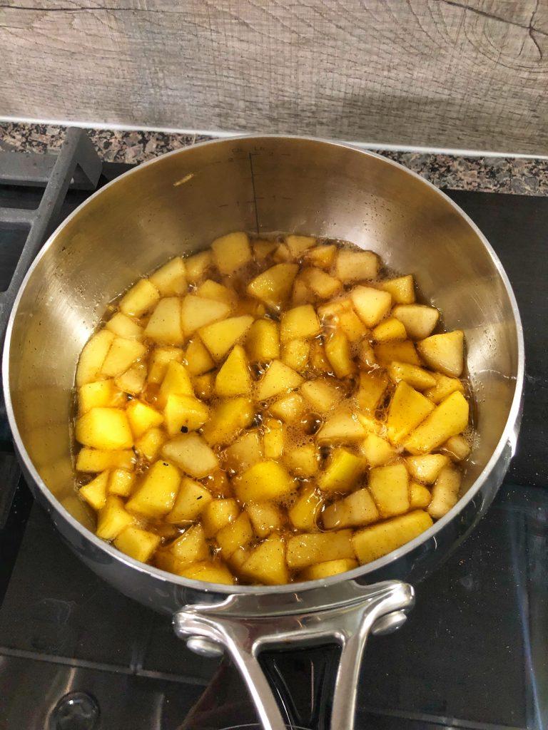 сварени-ябълки