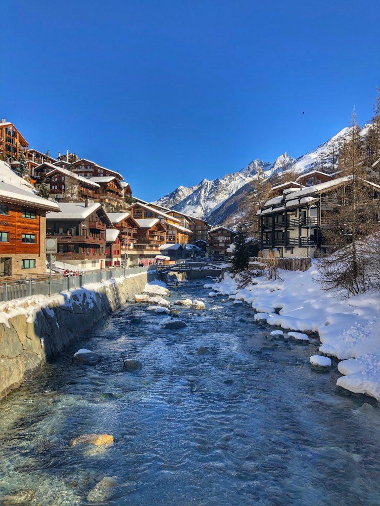 Цермат-Швейцария-Алпи