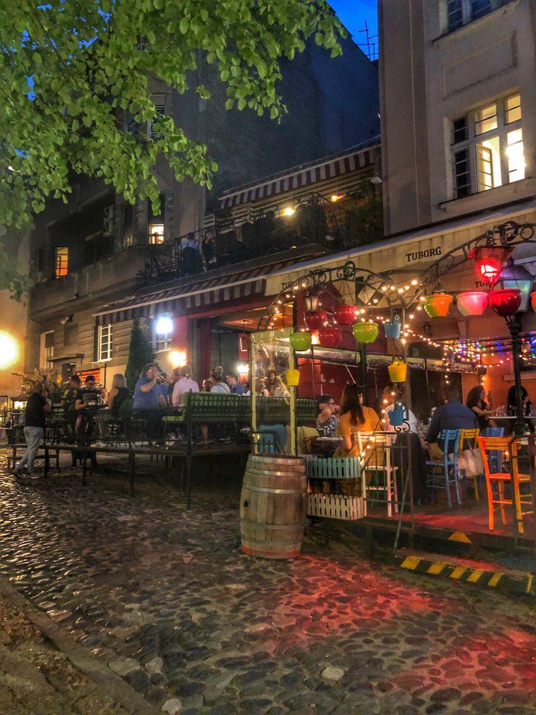 заведенията-на-улица-Скардалийска-Белград-Сърбия