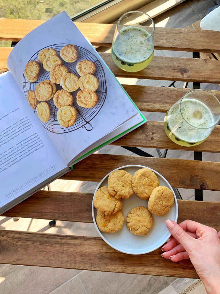 бисквитки-полента-лимон-лимонада-книга-Джейми-Оливър-рецепти-5-съставки-1