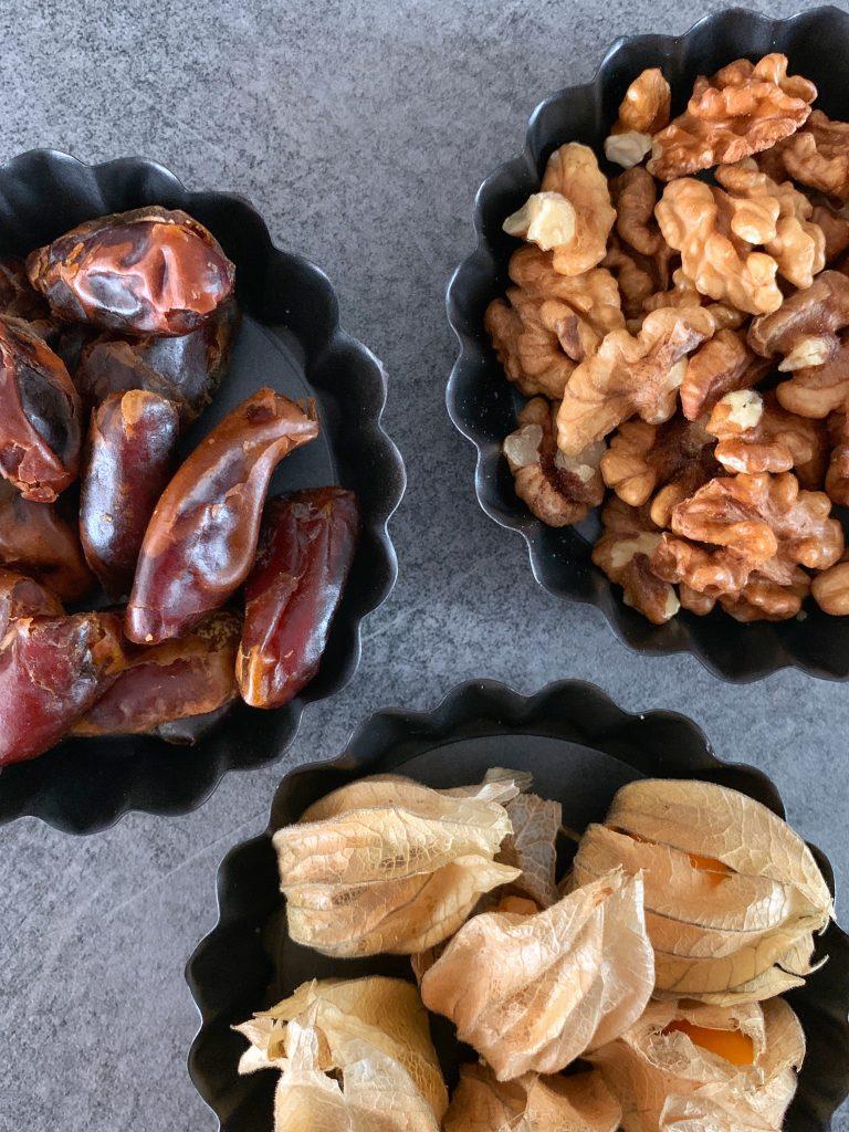 продукти-за-тарт-фурми-орехи-физалис