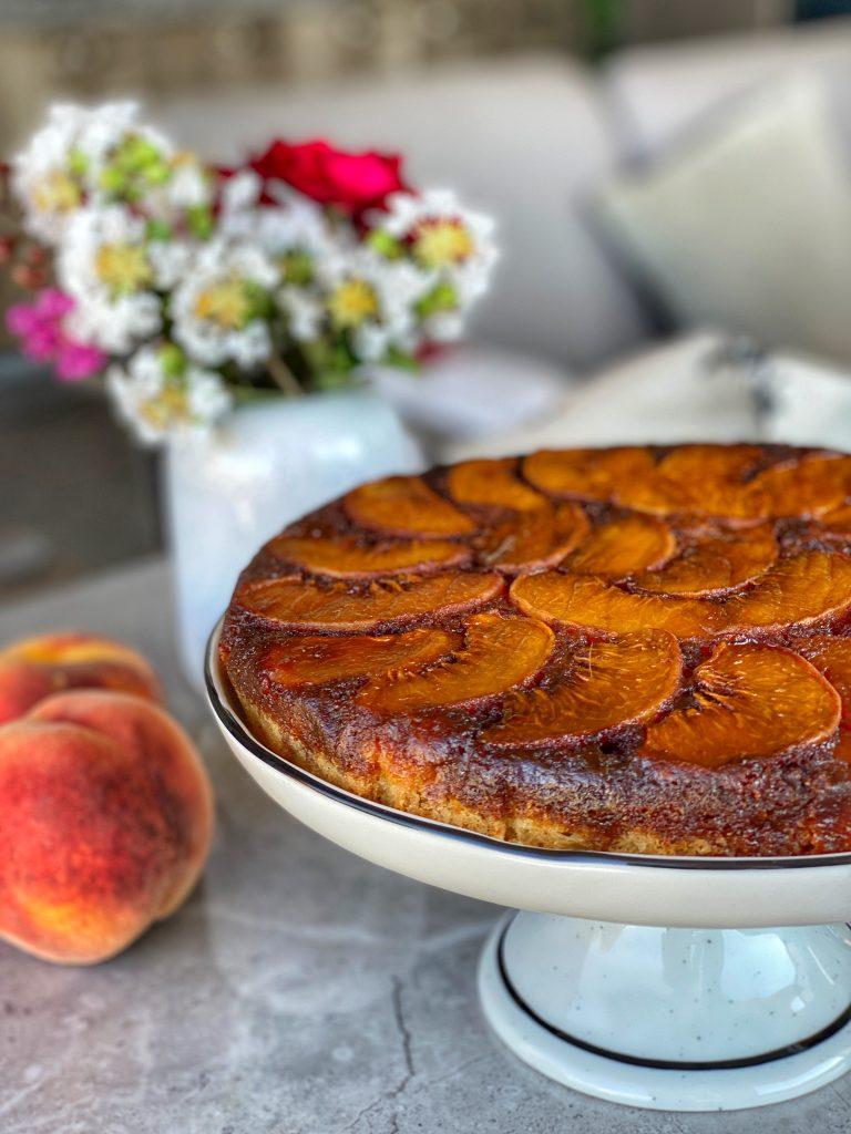 сицилианска-торта-с-праскови-карамел-вкусът-на-Италиясицилианска-торта-с-праскови-карамел-вкусът-на-Италия